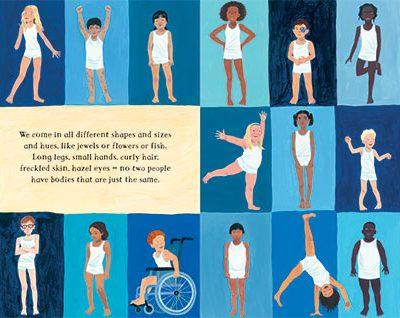 Children of the world ukážka strany