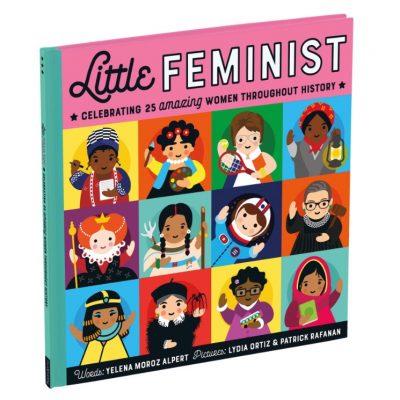 Little Feminist obrazkova kniha