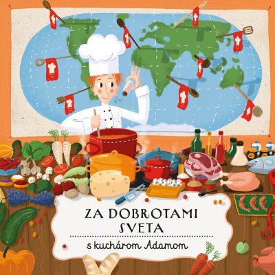 Kniha pre deti otvorené svetu